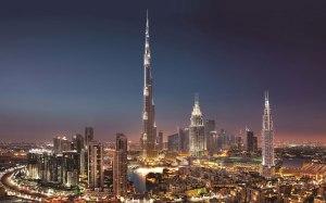 Dubai Tallest Tower